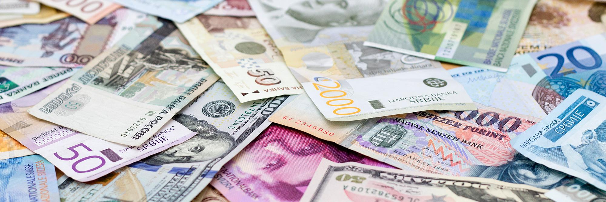 Währung Rs In Euro